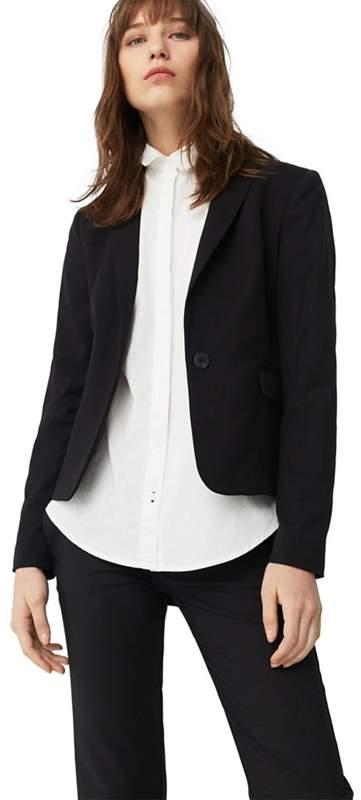 Black 'Boreal' Suit Jacket