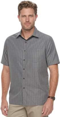 Croft & Barrow Men's Microfiber Button-Down Shirt