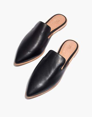 Madewell The Gemma Mule in Leather