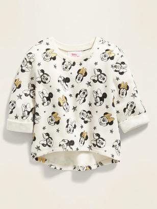 Old Navy DisneyA Minnie Mouse Sweatshirt for Toddler Girls