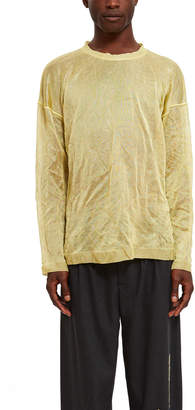 Our Legacy Popover Roundneck Acidity Top