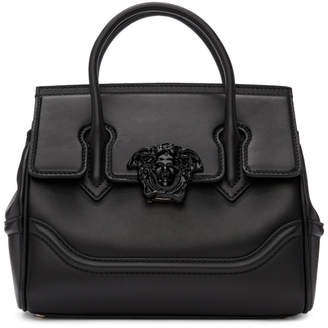 c6882aa868 Versace Black Medium Empire Bag