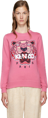 Kenzo Pink Tiger Pullover $260 thestylecure.com