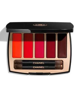 Chanel La Palette Caract&200re Lip Palette