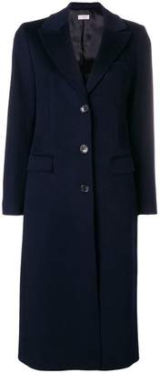 Alberto Biani classic single-breasted coat