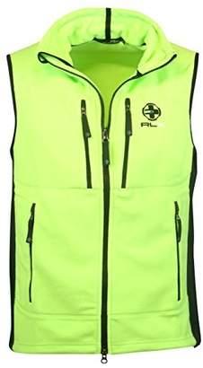 RLX Ralph Lauren Men's Performance Fleece Vest (, Green)