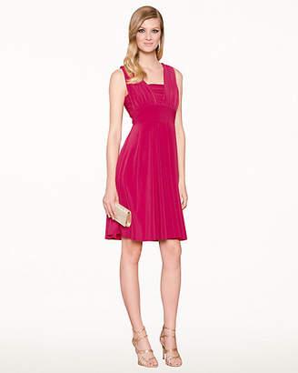 Le Château Knit Convertible Dress