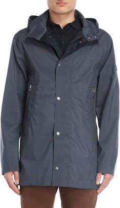 Peuterey Removable Hood Raincoat
