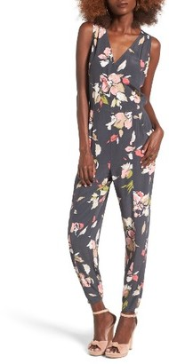 Women's Leith Flight Suit Jumpsuit $79 thestylecure.com