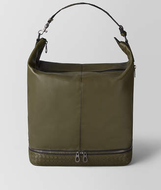 Bottega Veneta MUSTARD BUTTER CALF MI-NY BAG