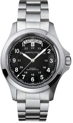 Hamilton Khaki King - H64455133 Watches