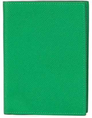 Hermes Pre-Owned 2014 minimalist notebook cover