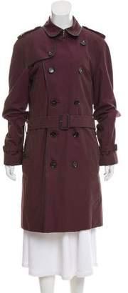 Burberry Iridescent Trench Coat
