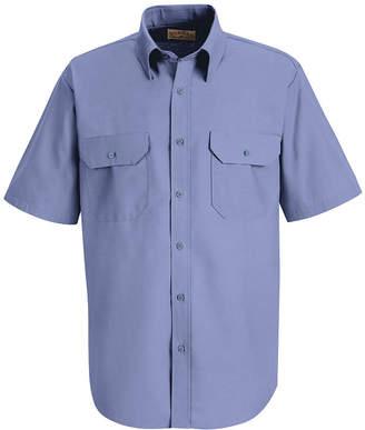 JCPenney Red Kap SP60 Dress Uniform Shirt