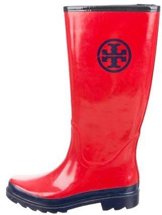 Tory BurchTory Burch Logo Rain Boots