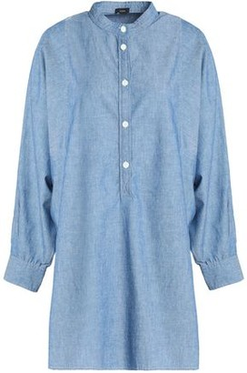 Joseph Lennox Cotton-Chambray Tunic
