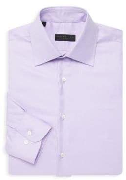 Ike Behar Textured Dress Shirt