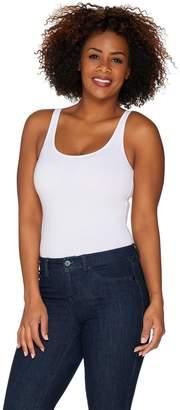 Jezebel Jersey Knit Tank Top Bodysuit