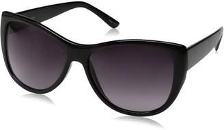 Big Buddha Women's Minnie Rectangular Sunglasses