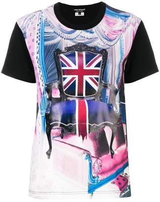Junya Watanabe British logo T-shirt
