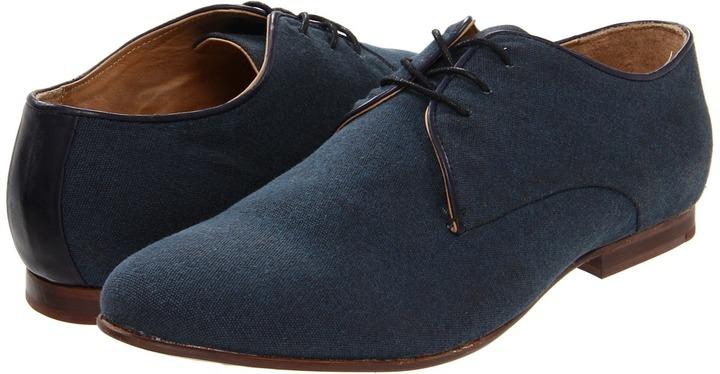 Ben Sherman Doid Derby (Navy) - Footwear
