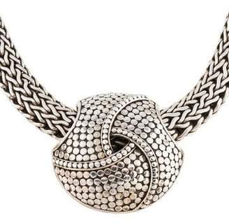 John Hardy Twirl Pendant Necklace