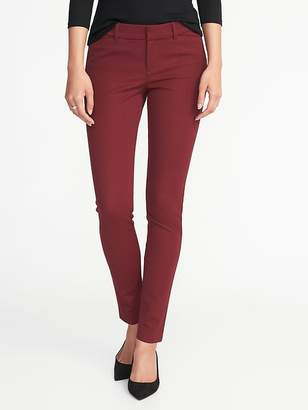 Old Navy Mid-Rise Pixie Full-Length Pants for Women