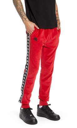 Kappa Authentic Ayne Velour Sweatpants