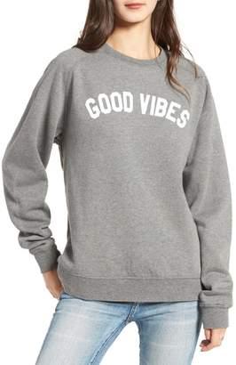 Sub Urban Riot Sub_Urban Riot Good Vibes Willow Sweatshirt