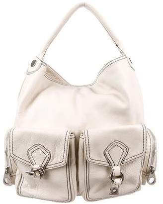 Marc by Marc Jacobs Leather Pocket Hobo