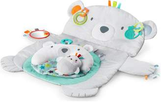 Bright Starts Tummy Time Prop and Play Polar Bear