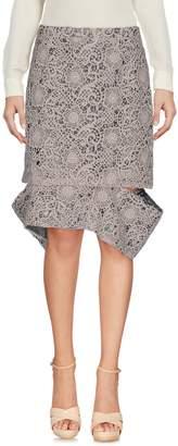 Michael Van Der Ham Knee length skirts