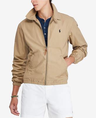 Polo Ralph Lauren Men's Bayport Cotton Windbreaker