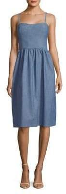 Vero Moda Joana Fit-and-Flare Dress