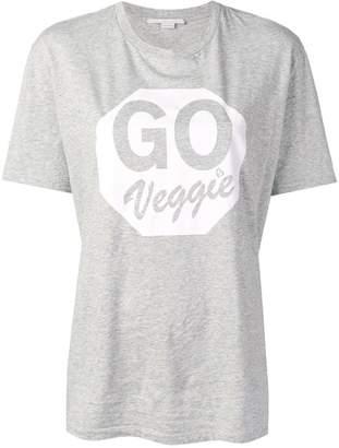 Stella McCartney Go Veggie T-shirt
