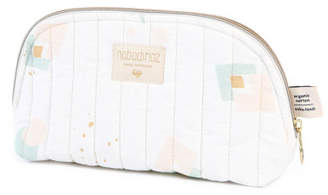 Nobodinoz Holiday Eclipse Organic Cotton Toiletry Bag