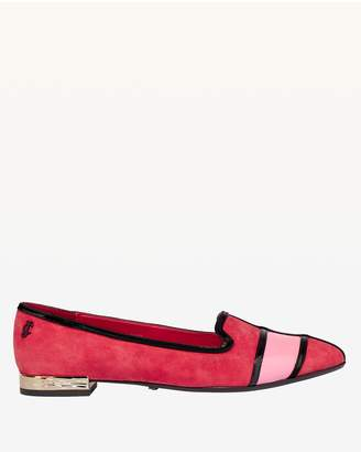 Juicy Couture Belinda Suede Flat