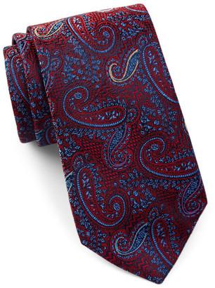 XMI Silk Paisley Tie $24.97 thestylecure.com