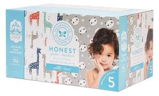 The Honest Company Disposable Diapers Giraffes & Pandas - Size 5 (100ct)
