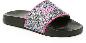 b82f46a730ee Juicy Couture Hollywood Toddler   Youth Slide Sandal - Girl s