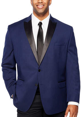 COLLECTION Collection by Michael Strahan Navy Tux Jacket - Big & Tall