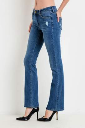 Just USA Classic Bootcut Jeans