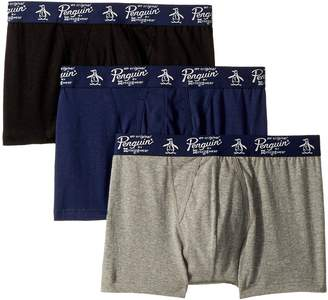 Original Penguin 100% Cotton 3 Pack Trunk Men's Underwear