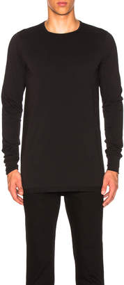 Rick Owens Long Sleeve Level Tee