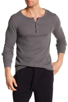 Unsimply Stitched Long Sleeve Thermal Shirt