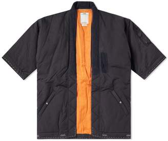 Visvim Sanjuro Kimono Down Jacket
