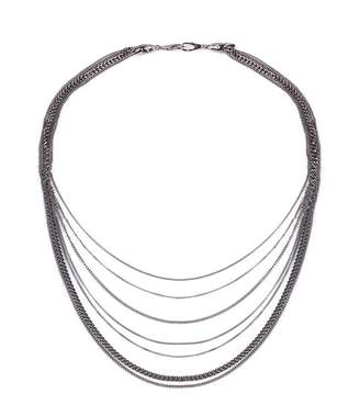 Alexis Bittar Temple Chain Necklace