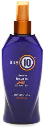 It's A 10 it's a 10 miracle leave-in plus keratin