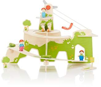 Plan Toys WOODEN PLAY PARK