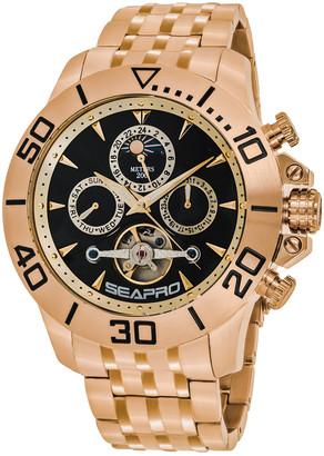 Seapro Men's Montecillo Rose Gold Watch